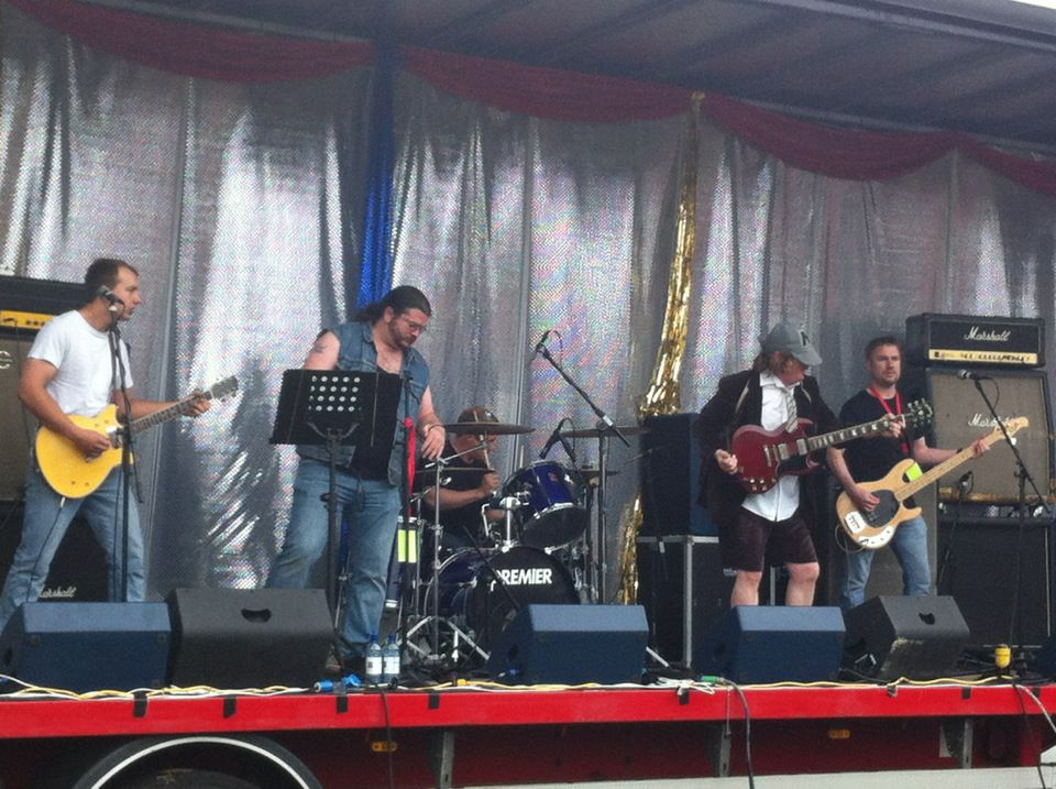ADHD @ Portishead Carnival 16th June 2012