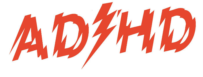 AD/HD Powerage AC/DC Logo