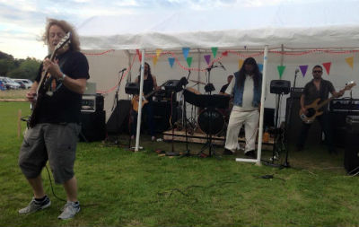 AD/HD, AC/DC Tribute, at Fiona's Field Bash