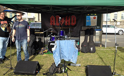 AD/HD at Weston Bike Night