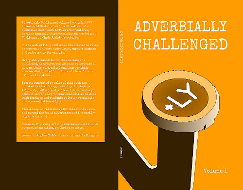 Adverbially Challenged Volume 1 Full Book Cover
