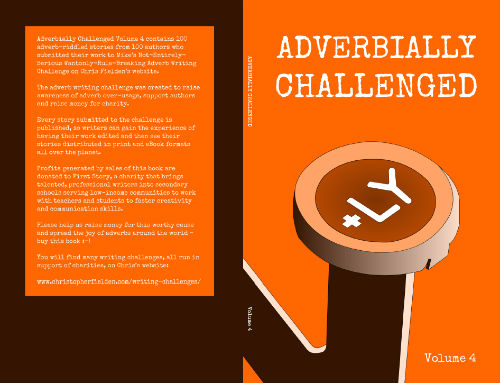 Adverbially Challenged Volume 4 Full Book Cover
