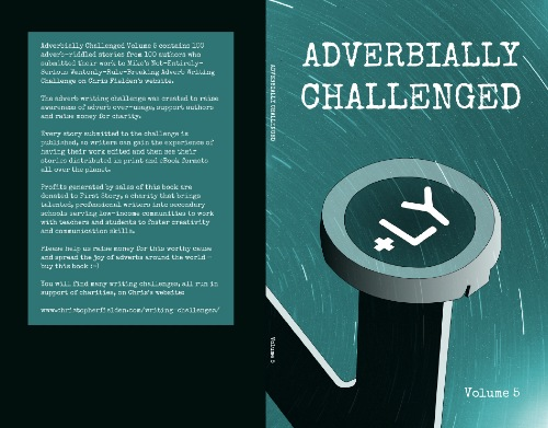 Adverbially Challenged Volume 5 Full Book Cover