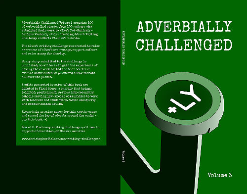 Adverbially Challenged Volume 3 Full Book Cover