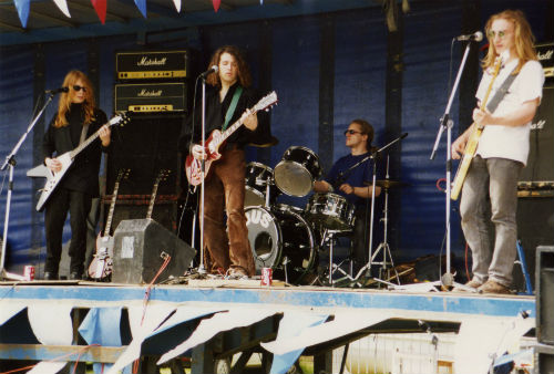 Airbus Band Portishead Carnival 1994