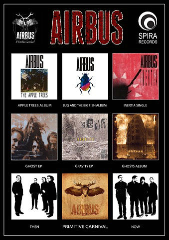 Airbus Discography