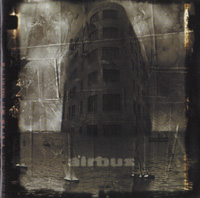 Airbus Ghosts LP Album Cover, Grosvenor Hotel in Bristol