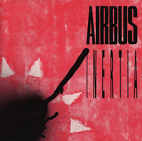 Airbus Inertia 1993 single cover artwork