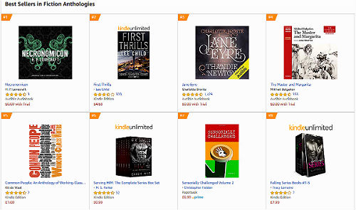 Sensorially Challenged Volume 2 in the top 10 Amazon results