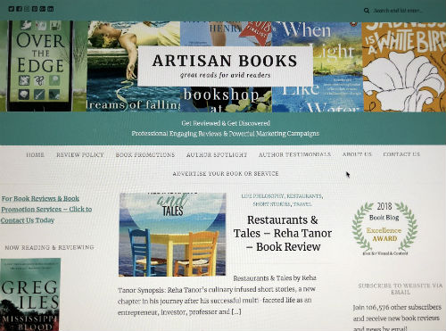 Artisan Books Review