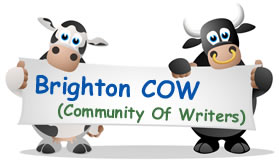 Brighton COW short story competition logo