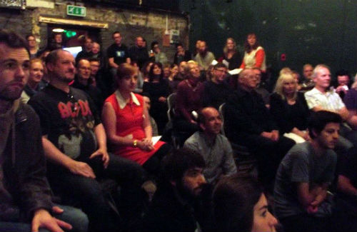Bristol Festival of Literature Flash Slam