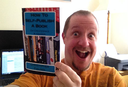 How To Self-Publish A Book On CreateSpace & Amazon