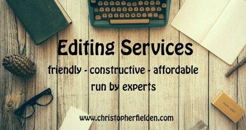 Editing services for novels