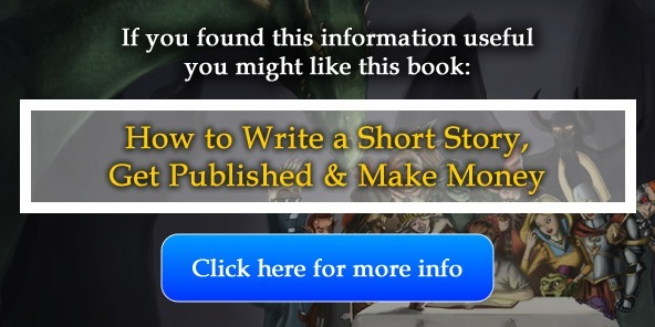 How to Write a Short Story book ad