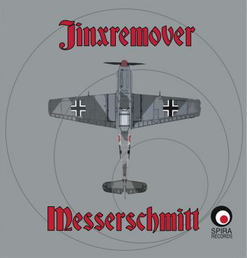 Jinxremover Messerschmitt LP CD album cover artwork