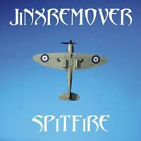Jinxremover Spitfire LP CD album cover artwork