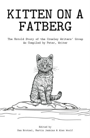 Kitten on a Fatberg front cover