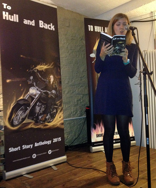 Short Stories Anthologies: To Hull & Back Humorous Short Story Competition Anthology