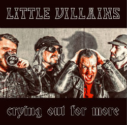 Little Villains Crying Out For More single