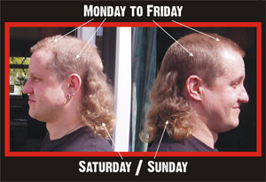 Mullet, Haircut of the Gods