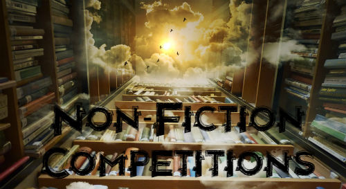 Non Fiction Writing Competitions