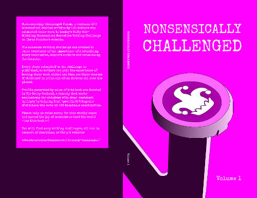 Nonsensically Challenged Volume 1 Full Book Cover