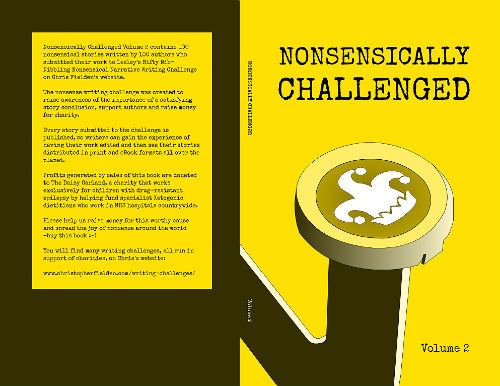Nonsensically Challenged Volume 2 full book cover