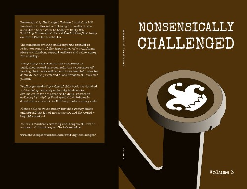 Nonsensically Challenged Volume 3, full book cover