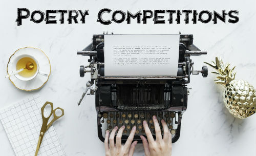 Poetry Writing Competitions