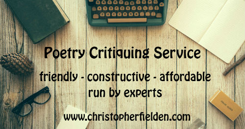Poetry Critiquing Service