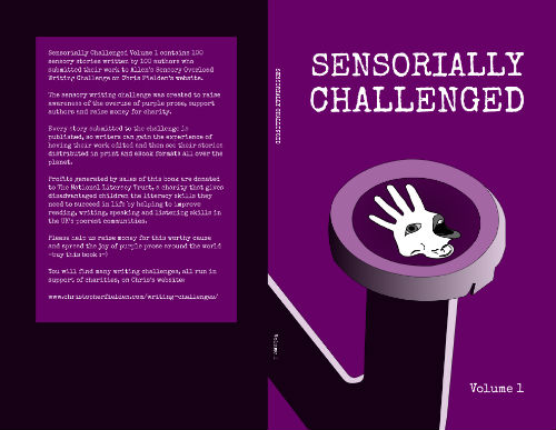 Sensorially Challenged Volume 1 Full Book Cover