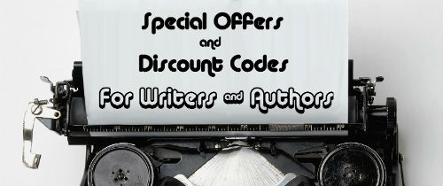 Special Offers for Writers