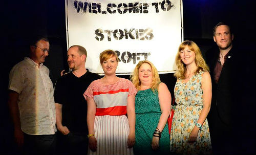 Stokes Croft Writers @ Bath Fringe Festival
