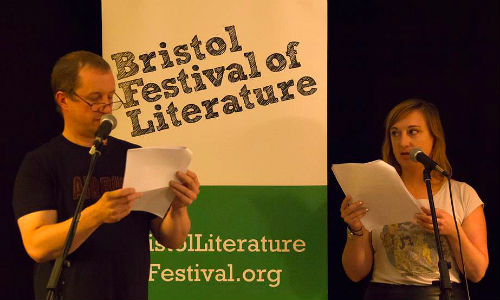Talking Tale at the Bristol Festival of Literature