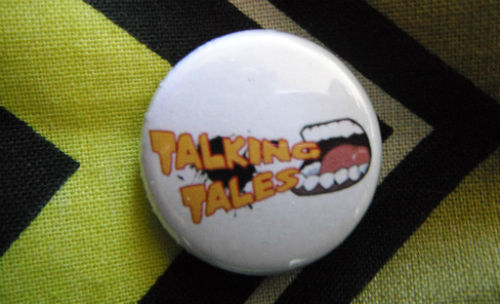 Talking Tales Badge
