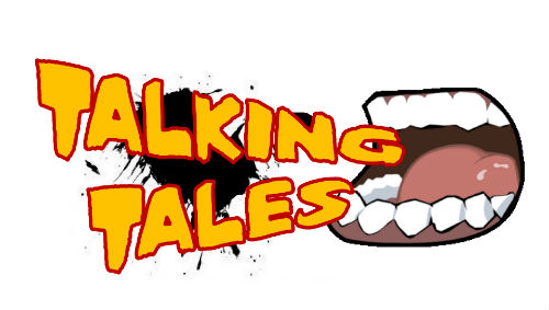 Stokes Croft Writers 'Talking Tales' Logo