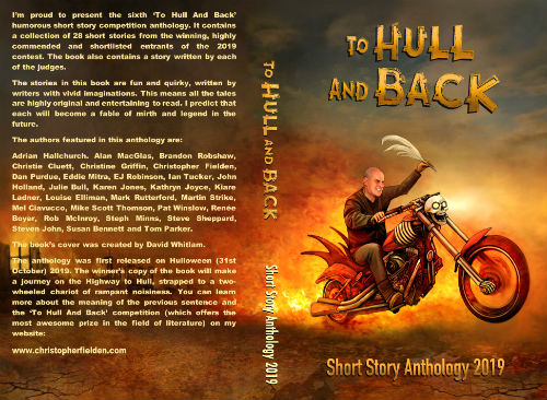 To Hull And Back Anthology 2019 Book Cover