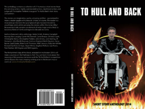 To Hull & Back Short Story Anthology 2014 Full Book Cover