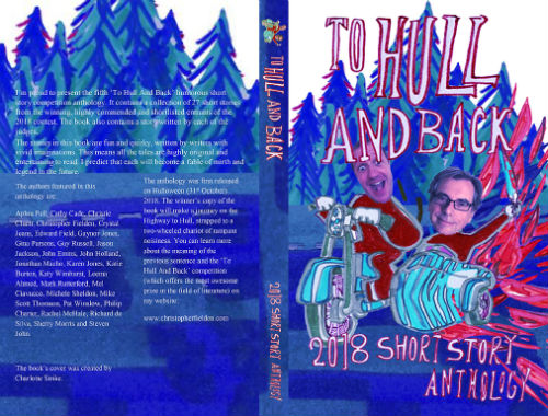 To Hull And Back Anthology 2018 Book Cover