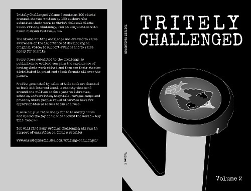 Tritely Challenged Volume 2 full book cover