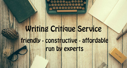 Writing Critique Services