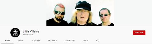 Little Villains YouTube channel